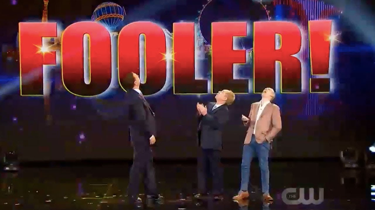 Magician makes history on Penn & Teller Fool Us